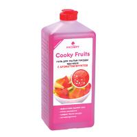 Cooky Fruits. Гель для мытья посуды вручную. C ароматом фруктов
